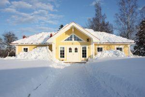 2010-02-06 Massor med snö