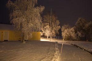 2020-12-30 Snön kom till slut